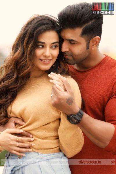 Borrder Movie Stills Starring Arun Vijay, Stefy Patel