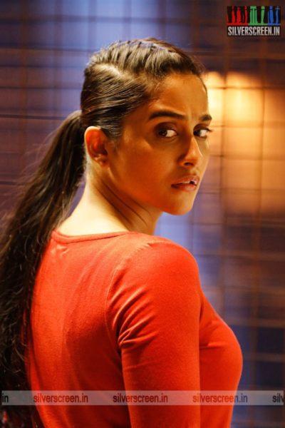 Borrder Movie Stills Starring Stefy Patel
