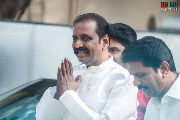 Vairamuthu At #Kamal60