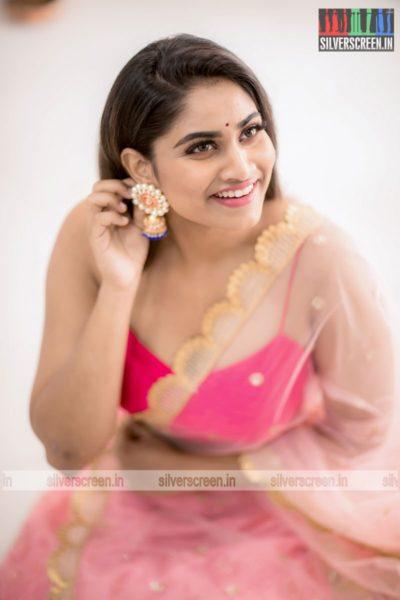 Shivani Narayanan Photoshoot Stills