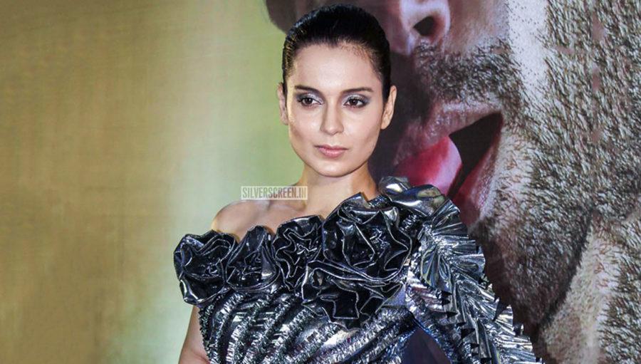 Kangana Ranaut At The 'Judegemental Hai Kya' premiere