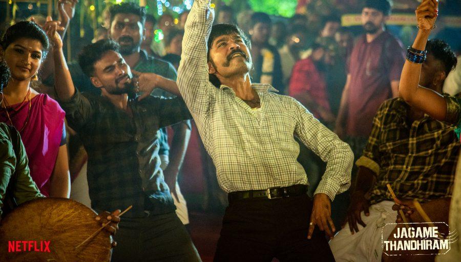 Jagame Thandhiram Movie Stills Starring Dhanush