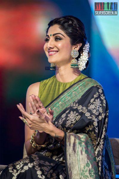 Shilpa Shetty At The Closing Ceremony Of JITO Connect 2018