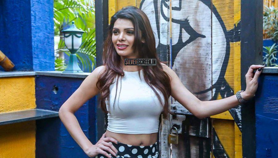 Sherlyn Chopra at Stylish Divas Meet & Greet