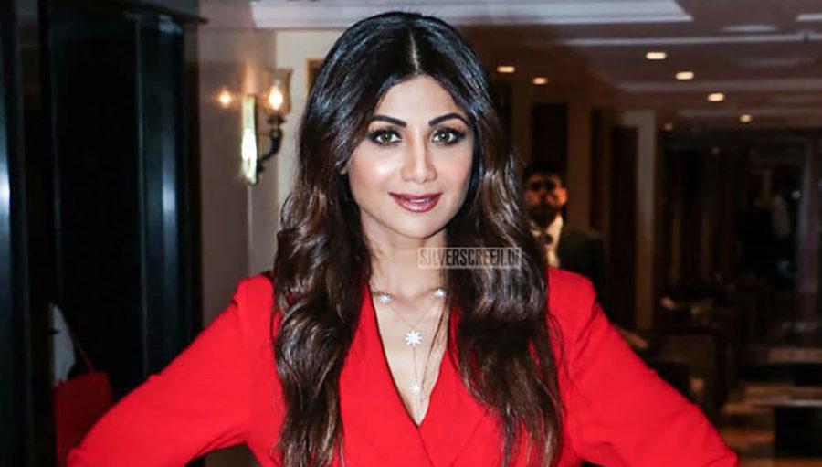 Shilpa Shetty At A Product Launch