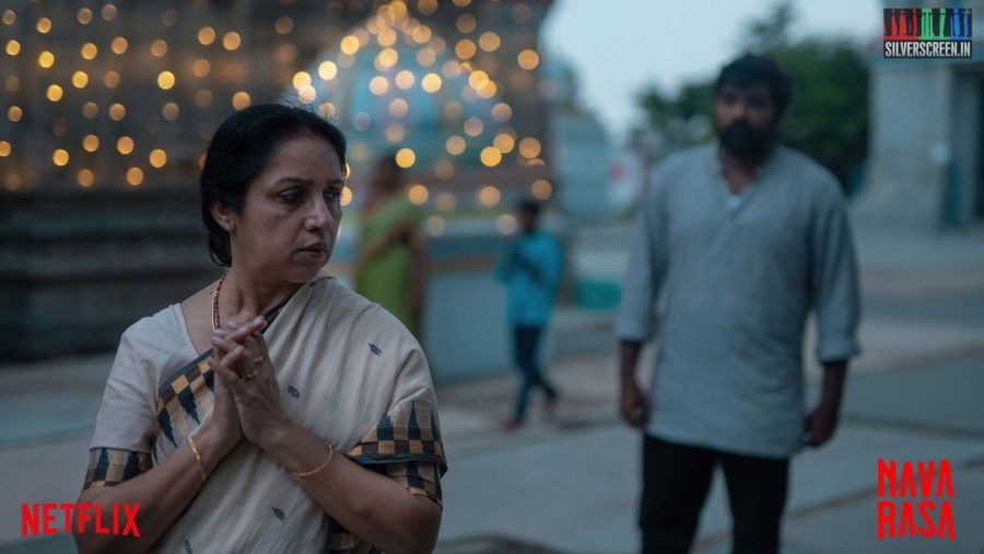 Navarasa Web Series Stills Starring Revathi