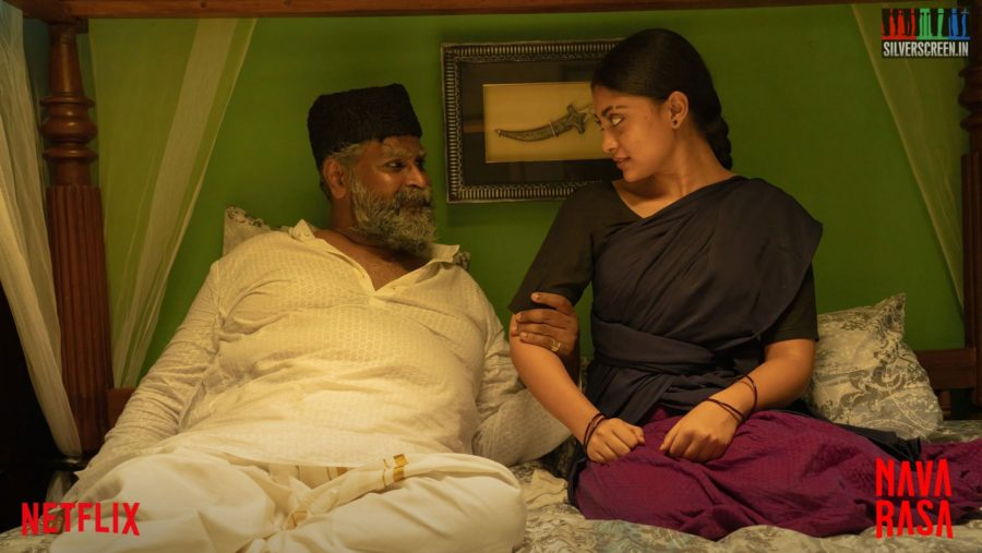 Navarasa Web Series Stills Starring Ammu Abhirami