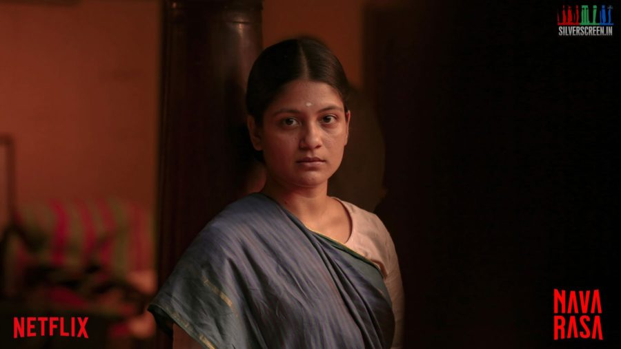 Navarasa Web Series Stills Starring Aditi Balan