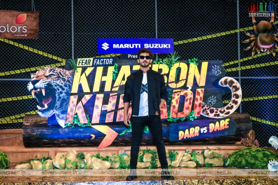 Celebrities At The Khatron Ke Khiladi 11 Press Meet