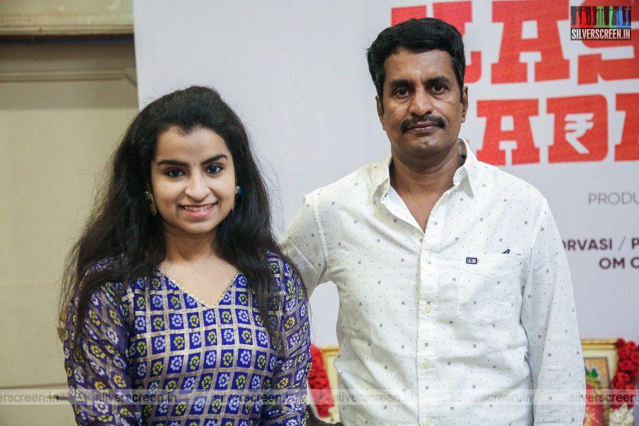 R Kannan, Sivaangi At The Kasethan Kadavulada Movie Launch