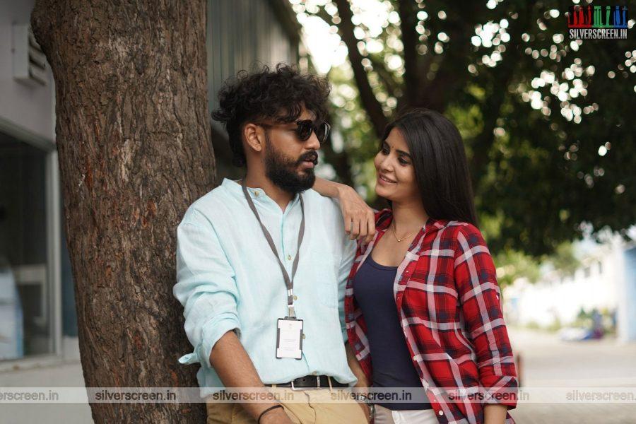 Sivakumarin Sabadham Movie Stills Starring Hiphop Tamizha Aadhi, Madhuri