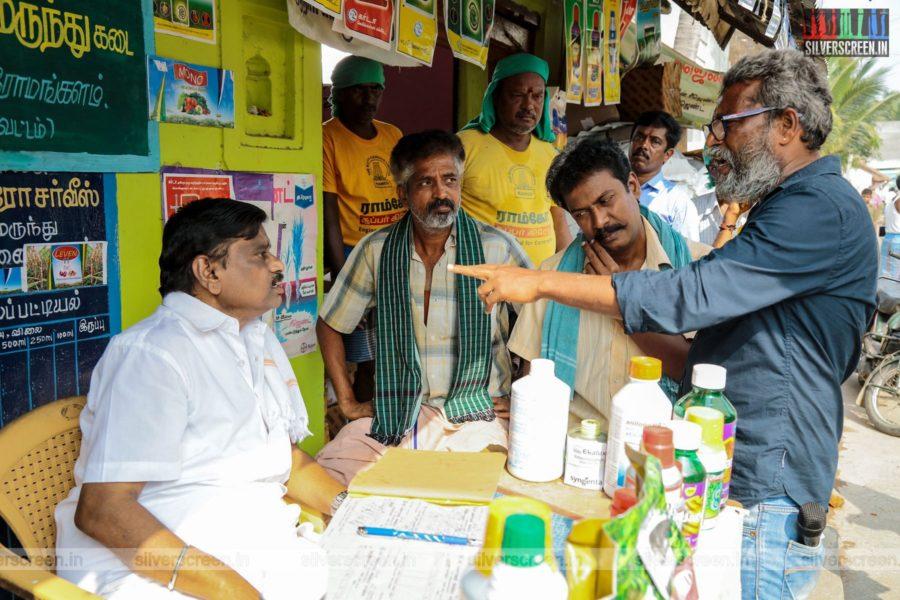 Vellai Yaanai Movie Stills Starring Samuthirakani