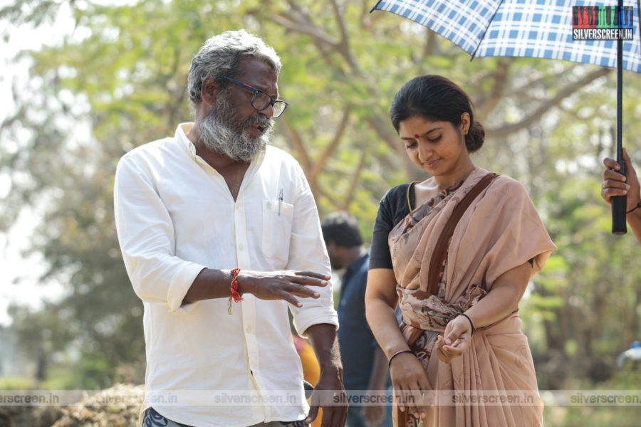Vellai Yaanai Movie Stills Starring Samuthirakani, Athmiya