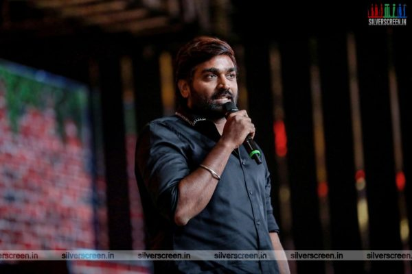 Vijay Sethupathi At The 'Master' Audio Launch