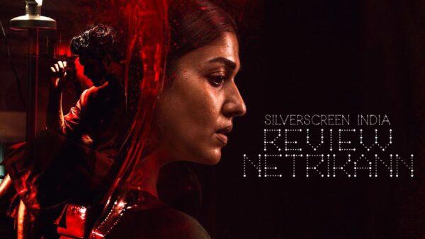 Netrikann Review Image with Nayanthara