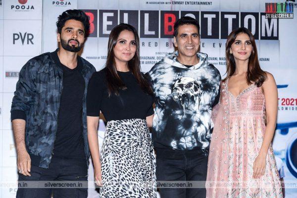 Akshay Kumar, Vaani Kapoor, Lara Dutta Promote Bell Bottom