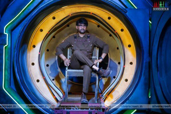 Dikkiloona Movie Stills Starring N Santhanam