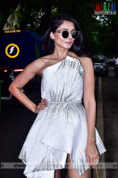 Pernia Qureshi At Rhea Kapoor's Wedding Party
