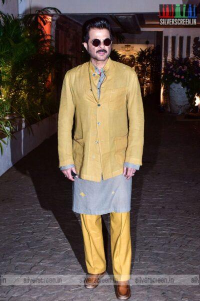 Anil Kapoor At Rhea Kapoor's Wedding Party