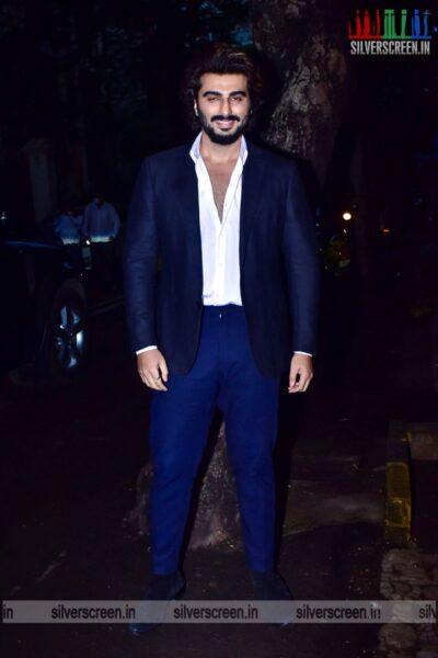 Arjun Kapoor At Rhea Kapoor's Wedding Party