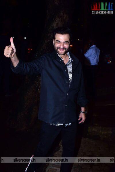 Sanjay Kapoor At Rhea Kapoor's Wedding Party