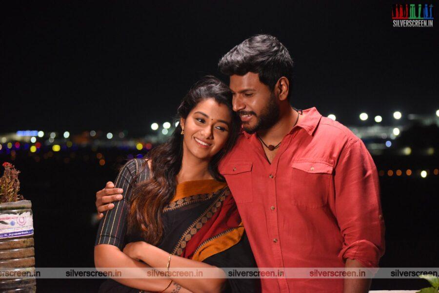 Kasada Tabara Movie Stills Starring Priya Bhavani Shankar, Sundeep Kishan