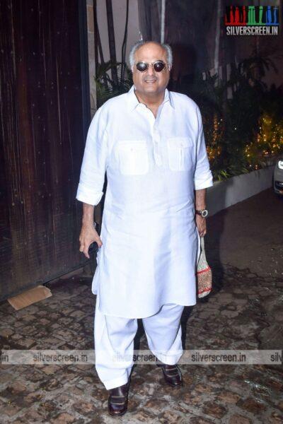 Boney Kapoor At Rhea Kapoor and Karan Boolani's Wedding