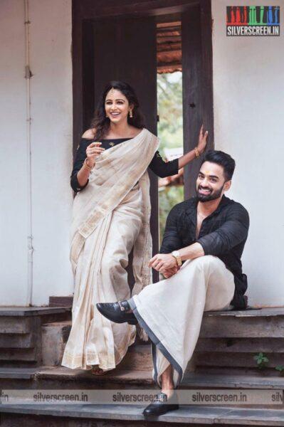 Subhiksha Photoshoot Stills