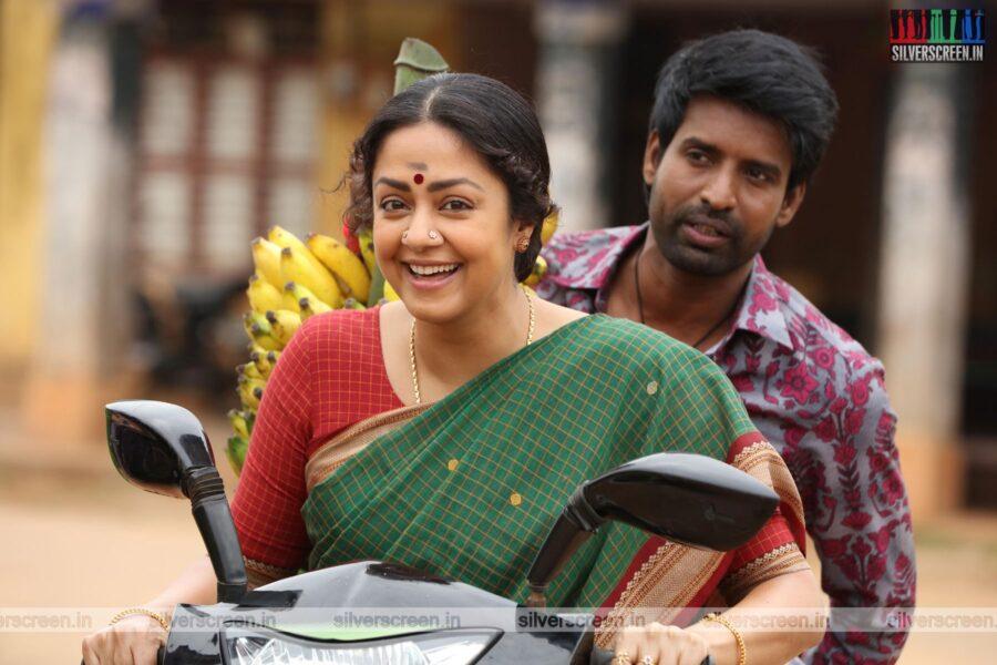 Udanpirappe Movie Stills Starring Soori, Jyothika