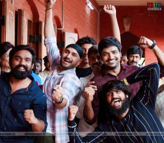 Friendship Movie Stills Starring, Arjun, Harbhajan Singh