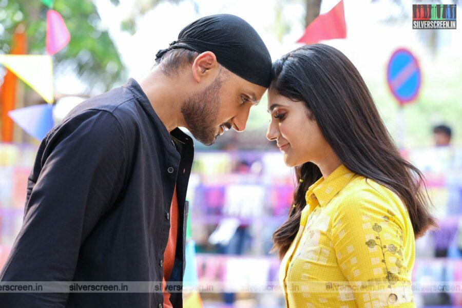 Friendship Movie Stills Starring, Arjun, Harbhajan Singh, Losliya