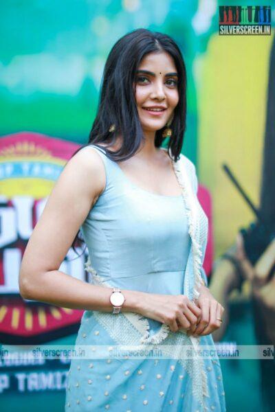 Madhuri Jain at The Sivakumarin Sabadham Press Meet
