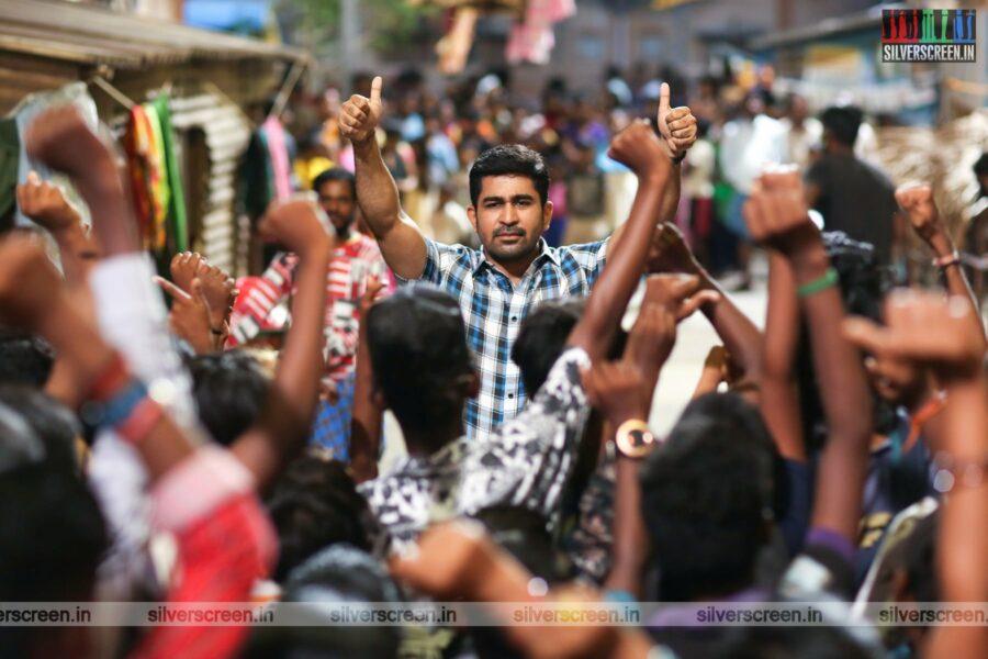 Kodiyil Oruvan Movie Stillls Starring Vijay Antony