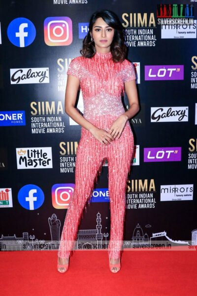 Erica Fernandes At The SIIMA Awards 2021