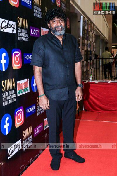 Mime Gopi At The SIIMA Awards 2021