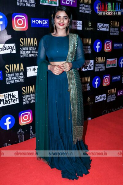 Aishwarya Rajesh At The SIIMA Awards 2021
