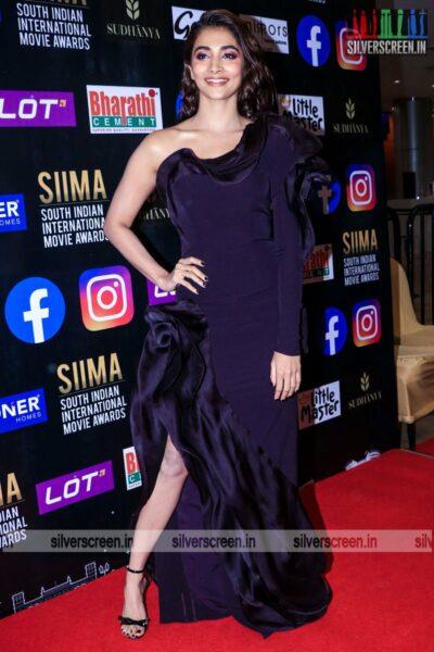 Pooja Hegde At The SIIMA Awards 2021