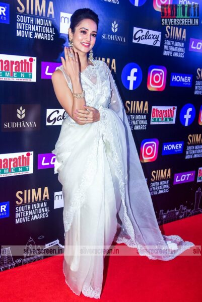 Celebrities At The SIIMA Awards 2021