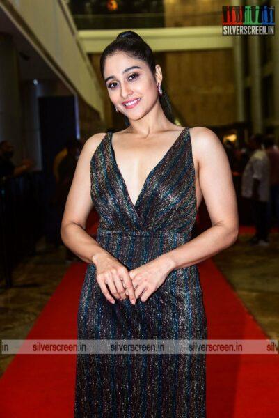 Regina Cassandra At The SIIMA Awards 2021