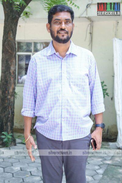Suresh Kamakshi At The Mudakaruthaan Press Meet