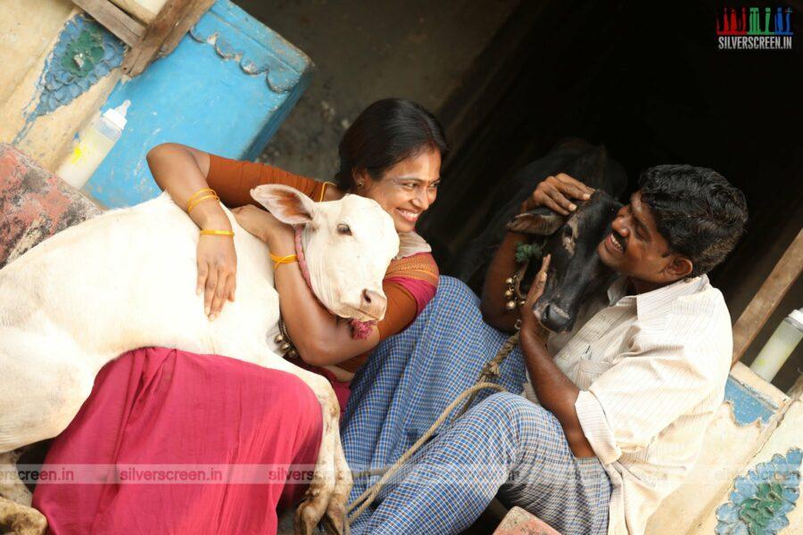 Raame Aandalum Raavane Aandalum Movie Stills Starring Mithun Manickam, Ramya Pandian