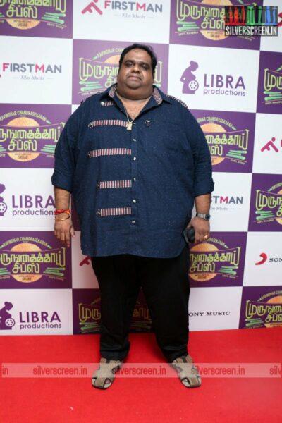 Celebrities At  The Murungakkai Chips Audio Launch