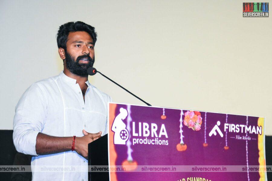Shanthanu At  The Murungakkai Chips Audio Launch
