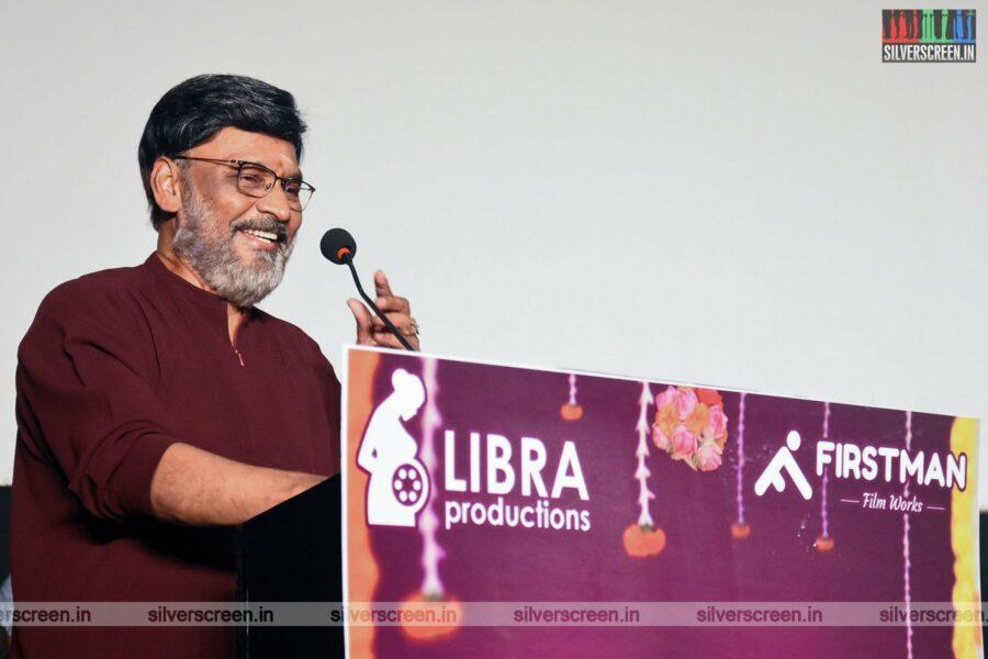 K Bhagyaraj At  The Murungakkai Chips Audio Launch