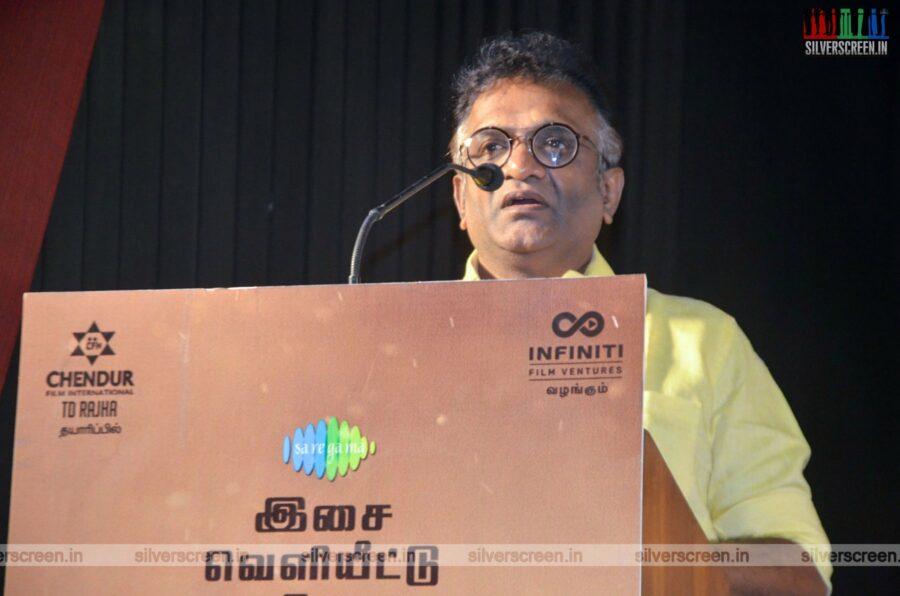 Celebrities At The Kodiyil Oruvan Press Meet