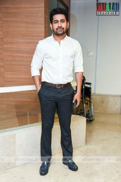 Vijay Antony At The Vijaya Raghavan Press Meet