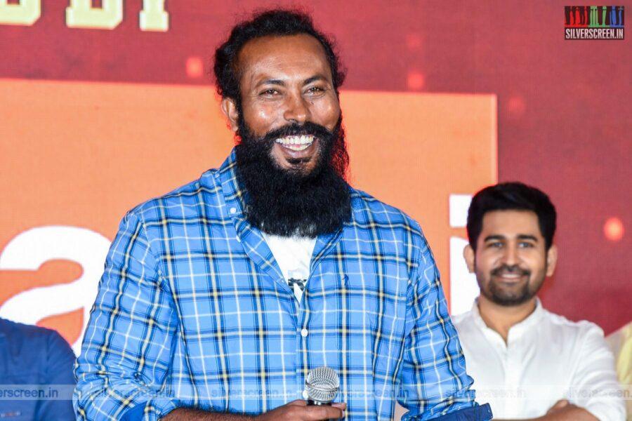 Celebrities  At The Vijaya Raghavan Press Meet