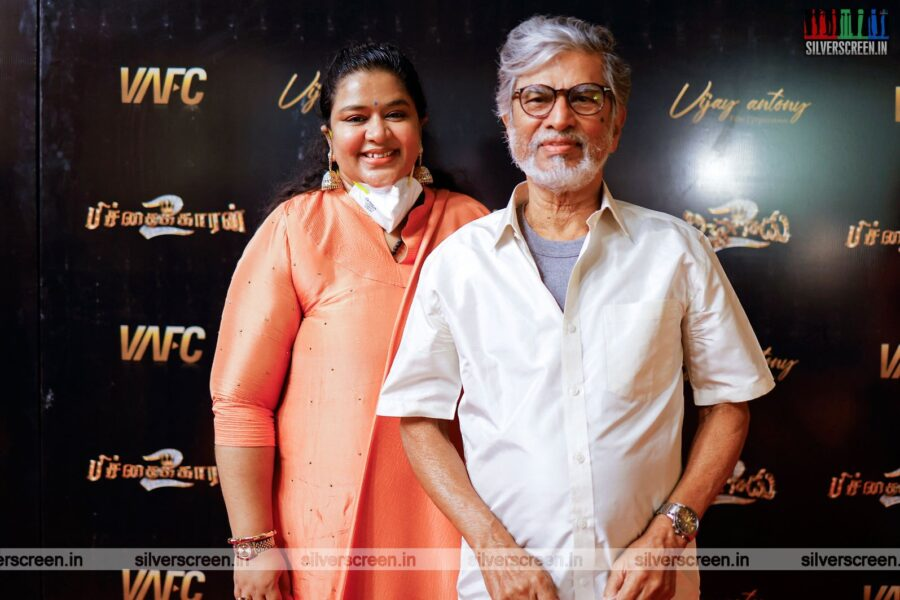 Celebrities At The 'Pichaikkaran 2' Movie Launch