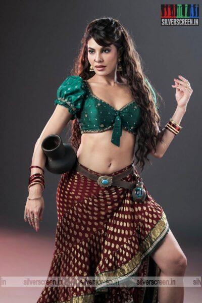 Vikrant Rona Movie Stills Starring  Jacqueline Fernandez
