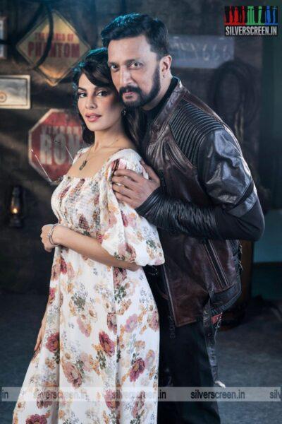 Vikrant Rona Movie Stills Starring Kichcha Sudeep, Jacqueline Fernandez